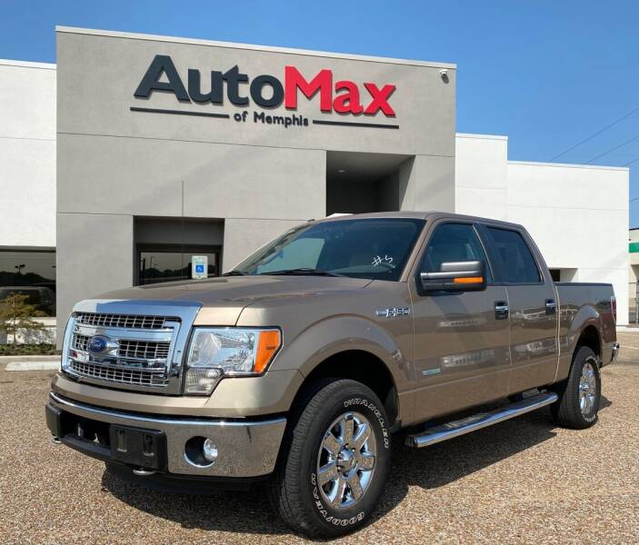 2013 Ford F-150 for sale at AutoMax of Memphis in Memphis TN
