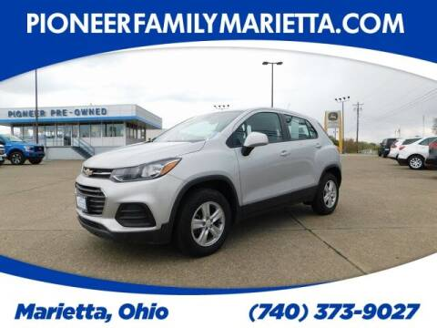 2019 Chevrolet Trax for sale at Pioneer Family preowned autos in Williamstown WV