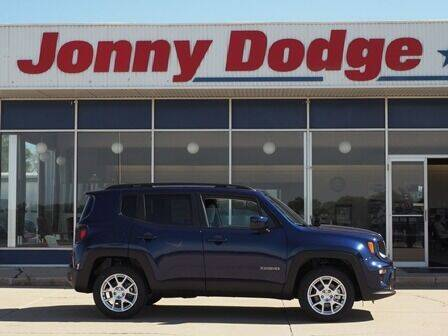 2021 Jeep Renegade for sale at Jonny Dodge Chrysler Jeep in Neligh NE