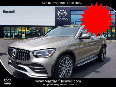 2020 Mercedes-Benz GLC for sale at Mazda Of Roswell in Roswell GA