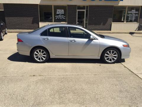 2006 Acura TSX for sale at Truck and Auto Outlet in Excelsior Springs MO