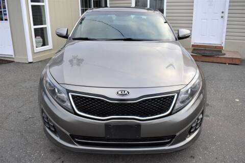 2014 Kia Optima for sale at Alaska Best Choice Auto Sales in Anchorage AK