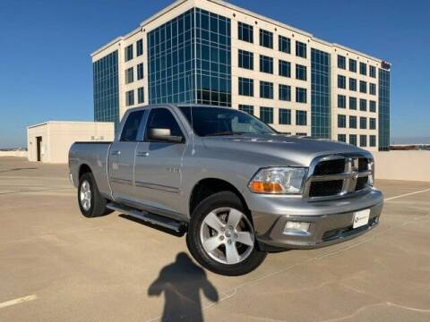 2009 Dodge Ram Pickup 1500 for sale at SIGNATURE Sales & Consignment in Austin TX