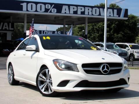 2014 Mercedes-Benz CLA for sale at Orlando Auto Connect in Orlando FL
