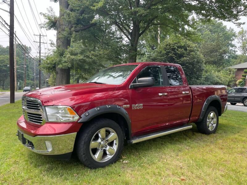2013 RAM Ram Pickup 1500 for sale at JOANKA AUTO SALES in Newark NJ