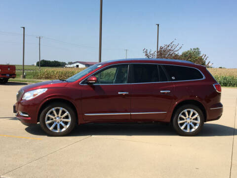 2015 Buick Enclave for sale at LANDMARK OF TAYLORVILLE in Taylorville IL