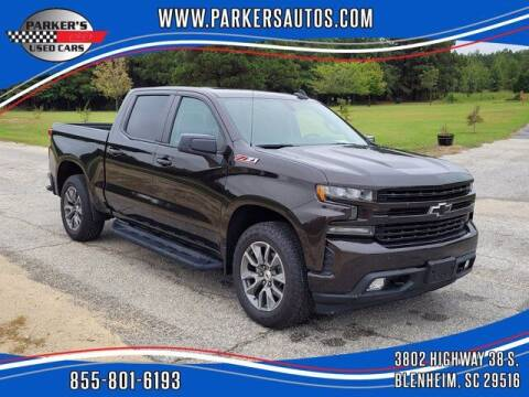2020 Chevrolet Silverado 1500 for sale at Parker's Used Cars in Blenheim SC