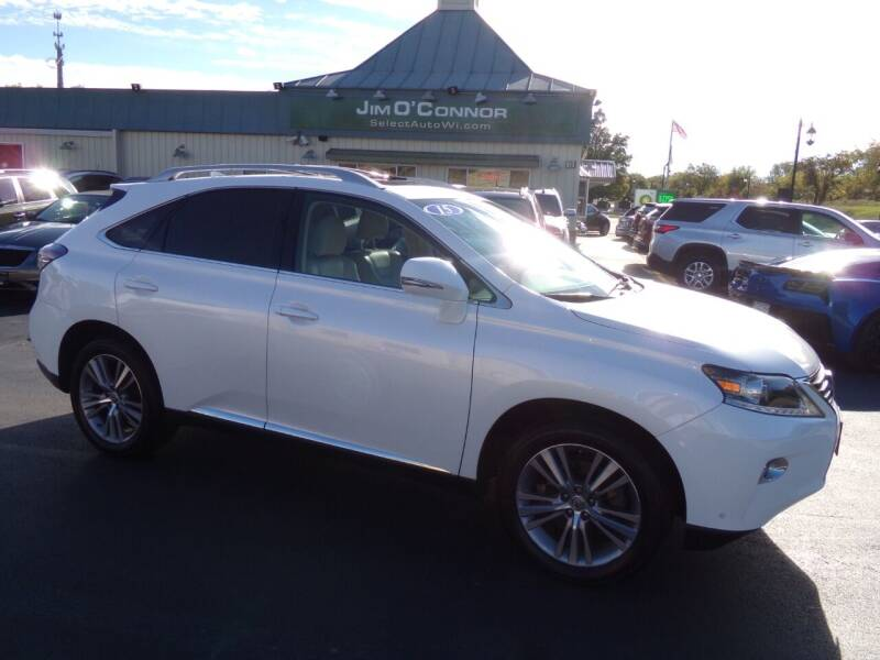 2015 Lexus RX 350 for sale at Jim O'Connor Select Auto in Oconomowoc WI
