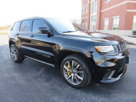 2018 Jeep Grand Cherokee for sale at Import Exchange in Mokena IL