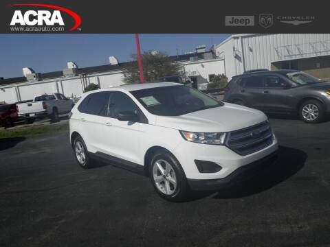 2018 Ford Edge for sale at BuyRight Auto in Greensburg IN