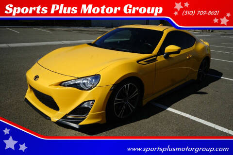 2015 Scion FR-S for sale at Sports Plus Motor Group LLC in Sunnyvale CA