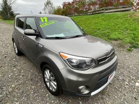 2017 Kia Soul for sale at ALL WHEELS DRIVEN in Wellsboro PA