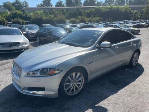 2012 Jaguar XF for sale at Car Online in Roswell GA