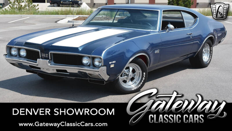 1969 Oldsmobile 442 for sale in Englewood, CO