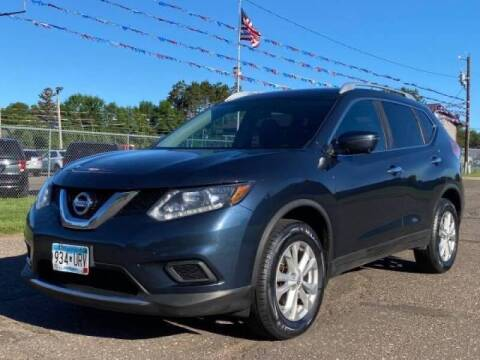 2016 Nissan Rogue for sale at Affordable Auto Sales in Cambridge MN
