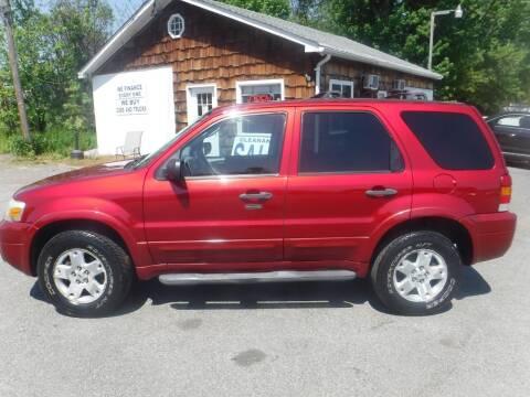 2007 Ford Escape for sale at Trade Zone Auto Sales in Hampton NJ