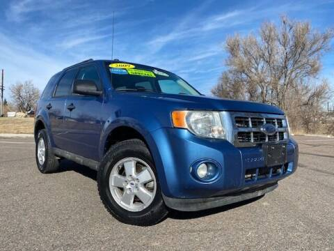 2009 Ford Escape for sale at UNITED Automotive in Denver CO