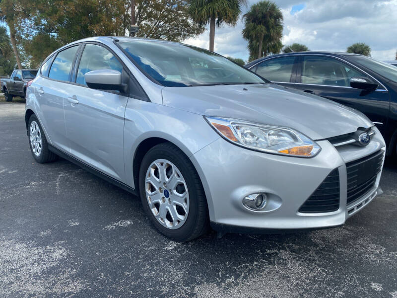 2012 Ford Focus for sale at Coastal Auto Ranch, Inc. in Port Saint Lucie FL