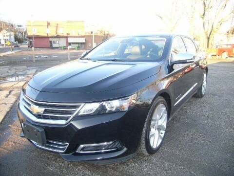 2014 Chevrolet Impala for sale at HALL OF FAME MOTORS in Rittman OH
