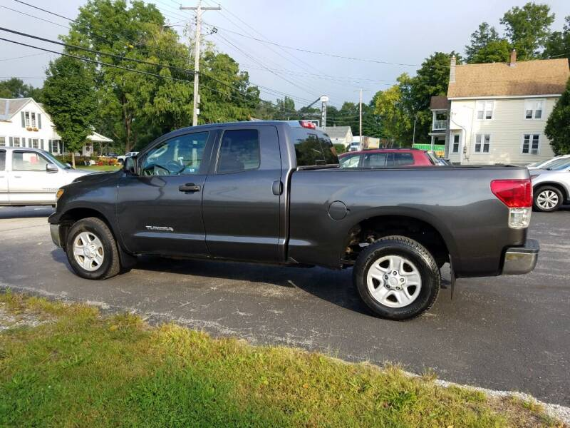 2013 Toyota Tundra for sale at CURTIS AUTO SALES in Pittsford VT