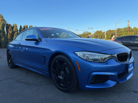 2014 BMW 4 Series for sale at Blue Diamond Auto Sales in Ceres CA