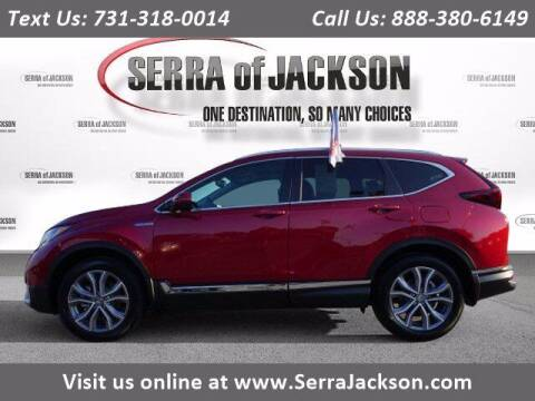 2021 Honda CR-V Hybrid for sale at Serra Of Jackson in Jackson TN