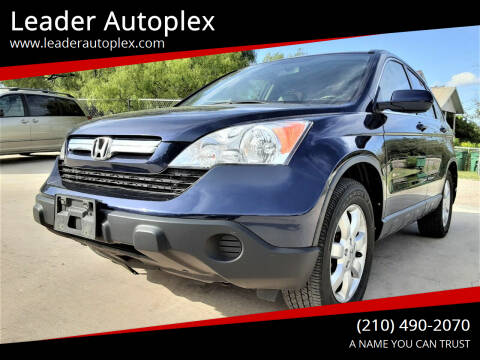 2008 Honda CR-V for sale at Leader Autoplex in San Antonio TX