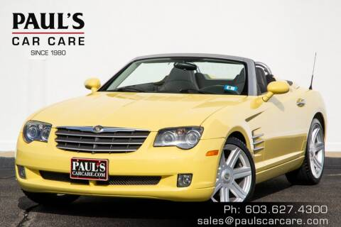 2005 Chrysler Crossfire for sale at Paul's Car Care in Manchester NH
