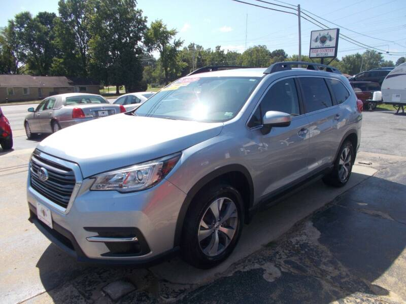 2019 Subaru Ascent for sale at High Country Motors in Mountain Home AR