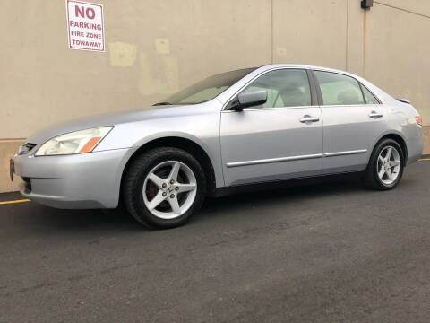 2003 Honda Accord for sale at International Auto Sales in Hasbrouck Heights NJ