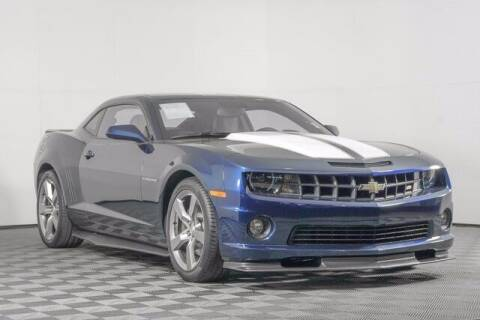 2010 Chevrolet Camaro for sale at Chevrolet Buick GMC of Puyallup in Puyallup WA