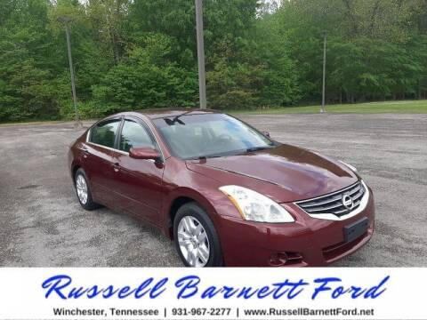 2012 Nissan Altima for sale at Oskar  Sells Cars in Winchester TN