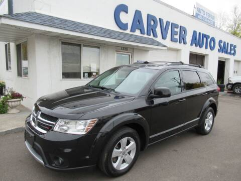 2012 Dodge Journey for sale at Carver Auto Sales in Saint Paul MN