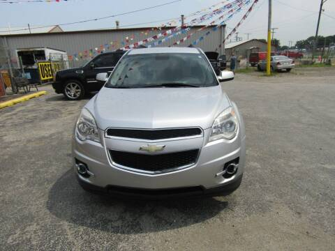 2013 Chevrolet Equinox for sale at X Way Auto Sales Inc in Gary IN