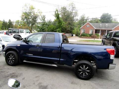 2012 Toyota Tundra for sale at American Auto Group Now in Maple Shade NJ
