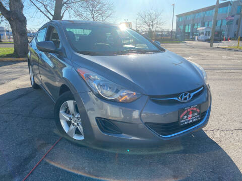 2011 Hyundai Elantra for sale at JerseyMotorsInc.com in Teterboro NJ