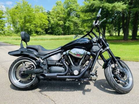 2002 Yamaha Roadstar Warrior for sale at Street Track n Trail in Conneaut Lake PA