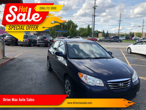 2010 Hyundai Elantra for sale at Drive Max Auto Sales in Warren MI