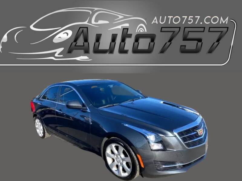 2016 Cadillac ATS for sale at Auto 757 in Norfolk VA