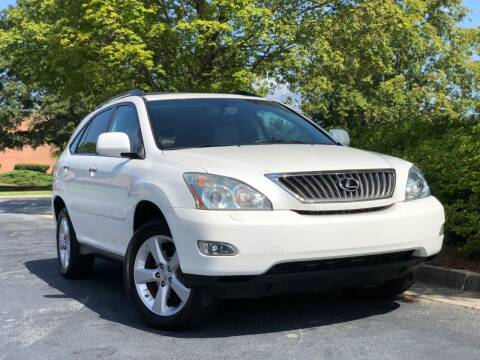 2008 Lexus RX 350 for sale at William D Auto Sales in Norcross GA
