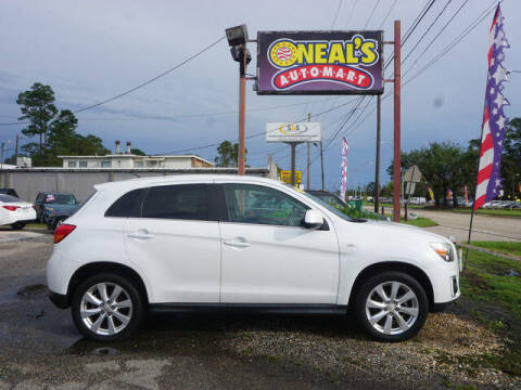 2015 Mitsubishi Outlander Sport for sale at Oneal's Automart LLC in Slidell LA
