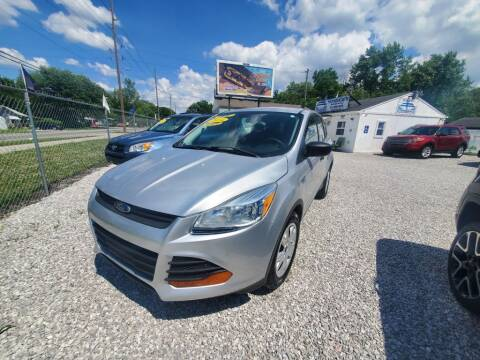 2014 Ford Escape for sale at HonduCar's AUTO SALES LLC in Indianapolis IN