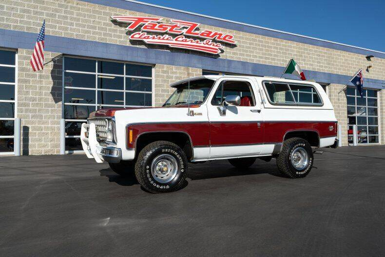 1980 Chevrolet Blazer for sale in St. Charles, MO