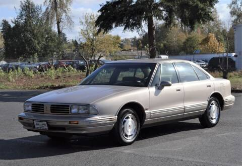 1995 Oldsmobile Eighty-Eight Royale for sale at Skyline Motors Auto Sales in Tacoma WA