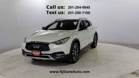 2018 Infiniti QX30 for sale at NJ State Auto Used Cars in Jersey City NJ