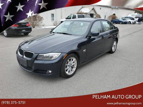 2010 BMW 3 Series for sale at Pelham Auto Group in Pelham NH