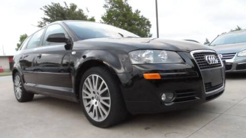 2008 Audi A3 for sale at Exhibit Sport Motors in Houston TX