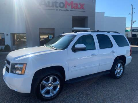 2013 Chevrolet Tahoe for sale at AutoMax of Memphis - Ralph Hawkins in Memphis TN