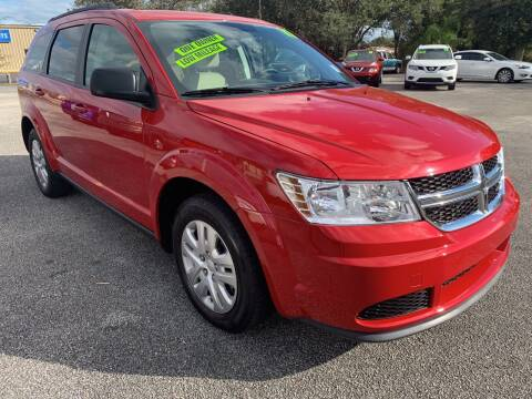 2017 Dodge Journey for sale at The Car Connection Inc. in Palm Bay FL