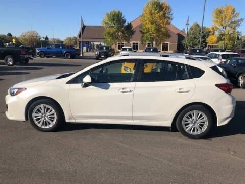 2018 Subaru Impreza for sale at ROSSTEN AUTO SALES in Grand Forks ND